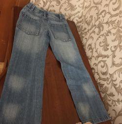 Children's jeans pants