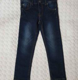 джинсы 110 новые