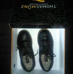Çocuk ayakkabıları THOMAS MUNZ winter 33