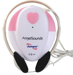 Doppler fetal Angelsounds Jumper SPD-100S