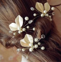 New hairpins for hair
