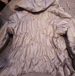 Νέο παιδικό μπουφάν για κορίτσι p. 140