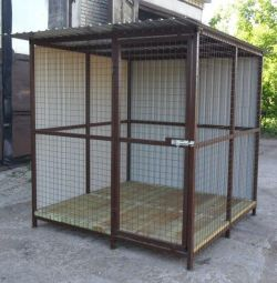 animal enclosures