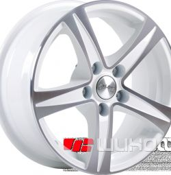 Колесные диски SKAD Sakura 6.5x15 PCD 5x100.0 ET 35 DIA 54.1 Алмаз