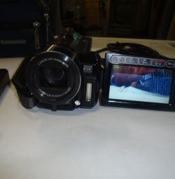 Cameră video Canon hd 10e full hd - 16 + 32 GB