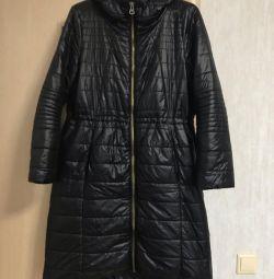 Εξαιρετικά ελαφρύ παλτό