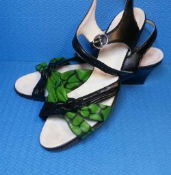 Sandale pentru femei, râu 37