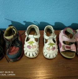 Prețul pantofilor pentru toți