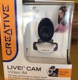 webcam creative new