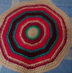 Floor mat (handmade)