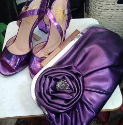 Sandale și pungă