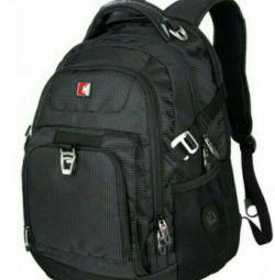 Mağaza showroom: Sırt çantası orijinal Swisswin SW9224