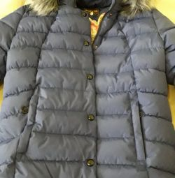 New down jacket