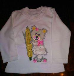 Sweatshirt new 86 cm