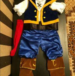 Costumul de pirat de Anul Nou