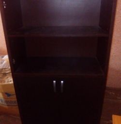 The cabinet is in excellent condition.
