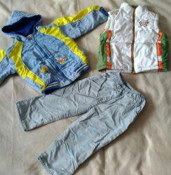 Вещи на мальчика 92-96