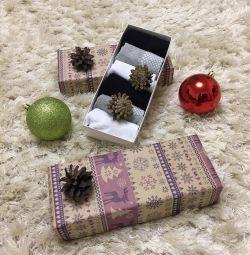 Supreme κάλτσες άλλες επιλογές συσκευασίας δώρου