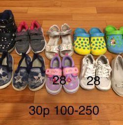 Обувь 30