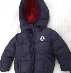 Куртка Monkler