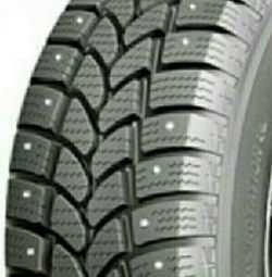 New tires r14 spike