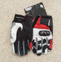 Motorcycle gloves DAINESE