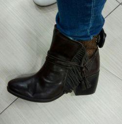 Cravo canela botları