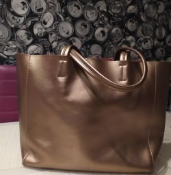 Bag female genuine leather
