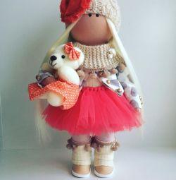 Κούκλα στο χέρι