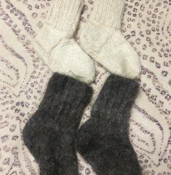 Socks for 3-4 years