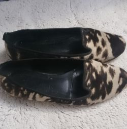 Loafers Ιταλία δέρμα