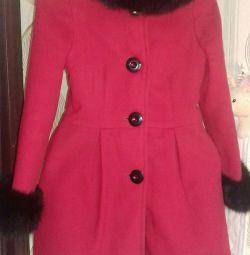 Пальто зимове