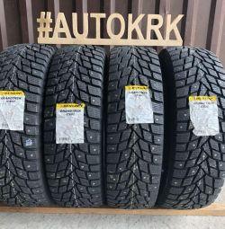 Winter tires R16 275 70 Dunlop