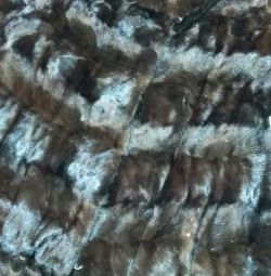 Selling a fur coat