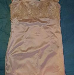 Λευκό φόρεμα 46