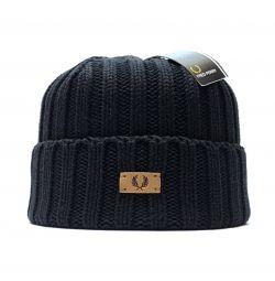 Erkekler için şapka Fred Perry (siyah) 19