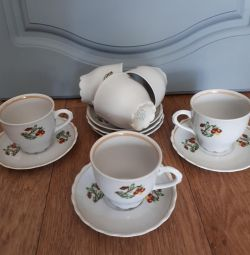 Coffee sets USSR