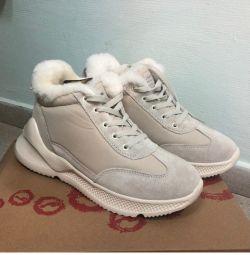 Kış Strobbs spor ayakkabı yeni