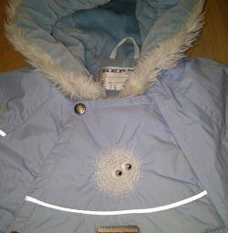Winter jumpsuit Kerry