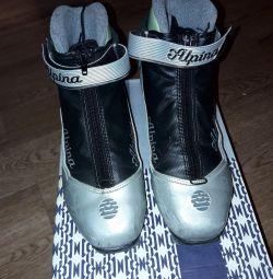 Παπούτσια σκι αντοχής