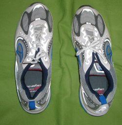 Ανδρικά παπούτσια μπροστά 45 μέγεθος