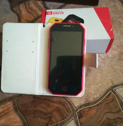 Smartphone DRIVE BQS-4570