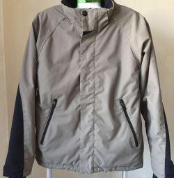 Зимова гірськолижна куртка H & M зріст 152