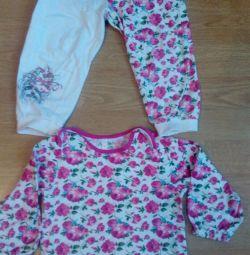 Pajamas rose