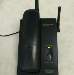 Panasonic telefon fix