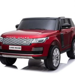 Children's electric car Range Rover HSE 4WD Cherry