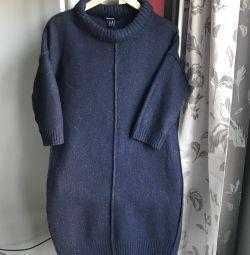 Rochie-pulover Gant