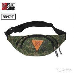 Барсетка Bandit Bag XL Delta Pixel