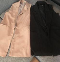 Extended vest