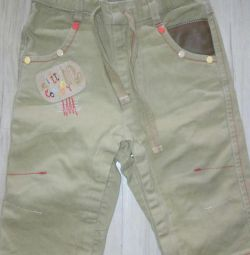 Trousers 74 cm (9 months)